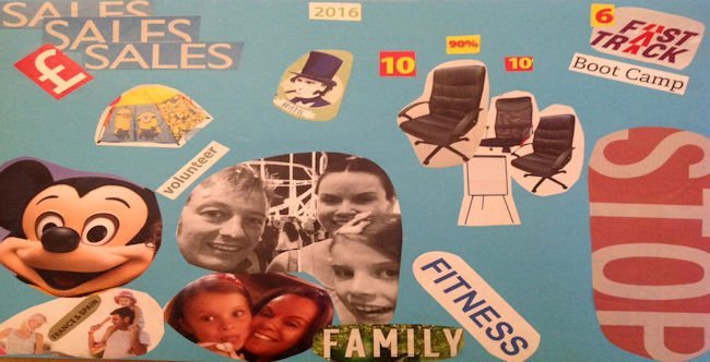 goal setting and vision boards 1