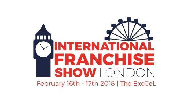 were heading to the international franchise show 2018